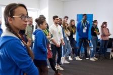 Einführungsseminar der DFJW-Juniorbotschafterinnen und -botschafter 11. bis 14. Oktober 2018 - Akademie Berlin-Schmöckwitz - Tagungshotel am See Wernsdorfer Straße 43 12527 Berlin